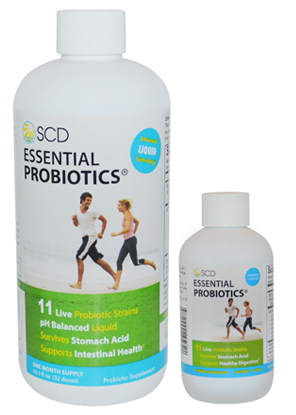 Buy the Essential Probiotics Supplement Now!