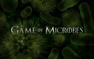 Game-of-microbes