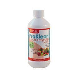 Probiotic Fruit and Veggie Wash