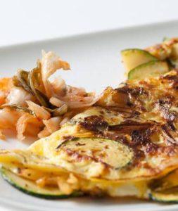 kimchi-omelet
