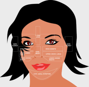 Face Mapping - Zones